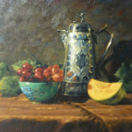 Silver and Fruit