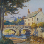 Town House by the Bridge