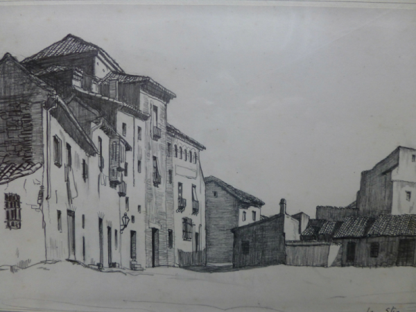 A Corner of Toledo