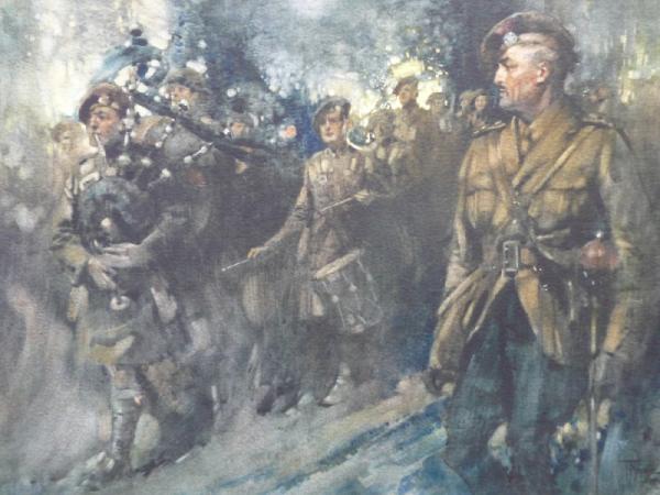 A Highland Regiment
