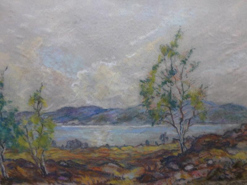 Balmacara Towards Skye