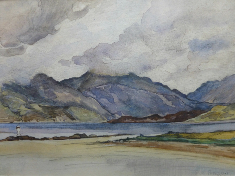 Ben Nevis from Corparch