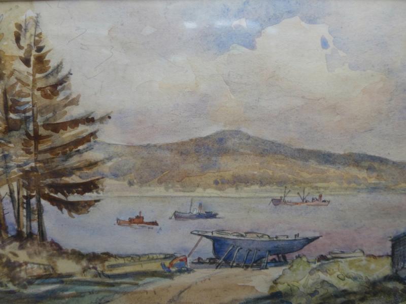 Boatyard Skye