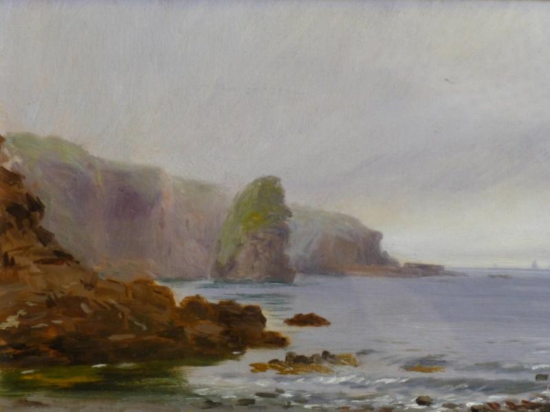 Cullen Coastline - Morayshire