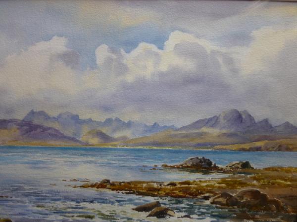 Cullins Isle of Skye