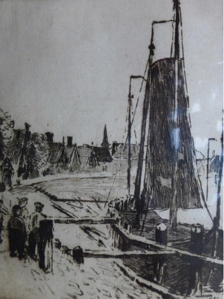 Dutch Harbour Volendam