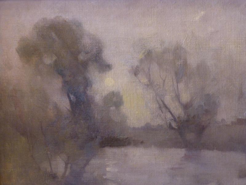 Early Morning Mist over the Reservoir