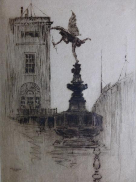 William Walker -Eros - Piccadilly