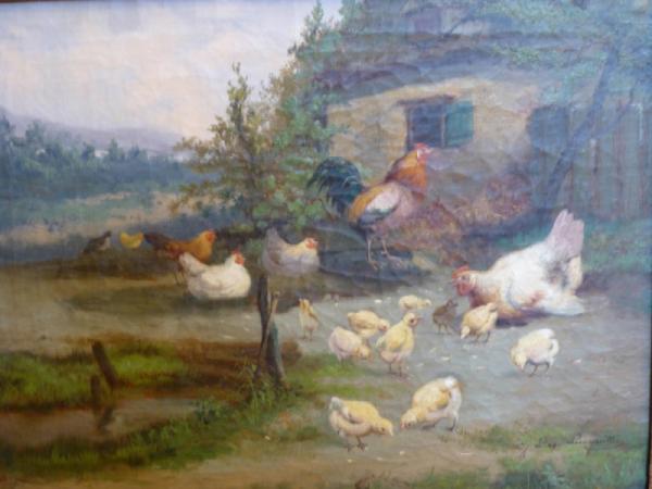 Farmyard Fowl