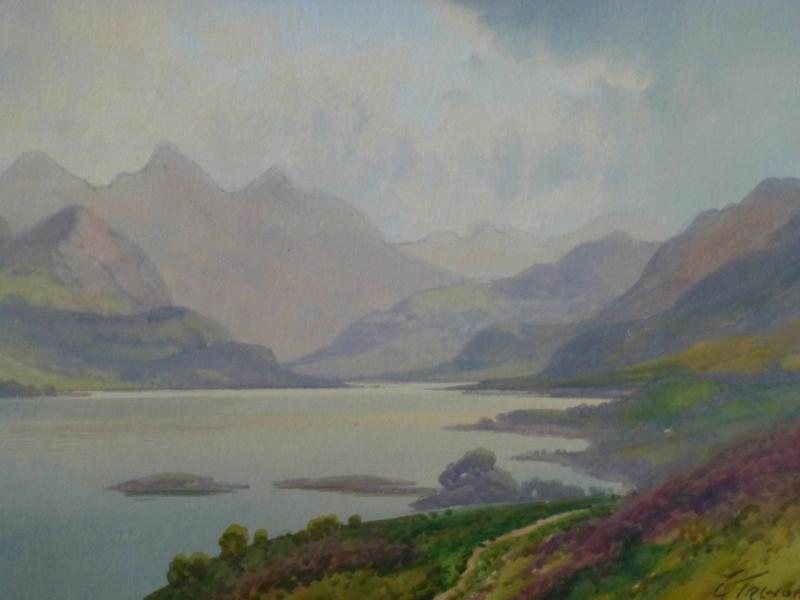 Five Sisters, Loch Duich