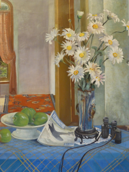 Flowers and Apples