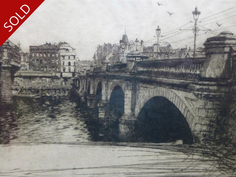 Jamaica Bridge - Glasgow