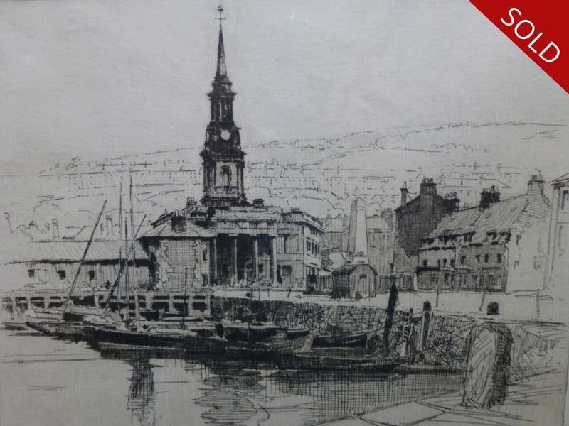 Old Harbour Port - Glasgow