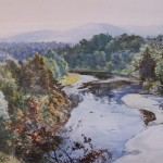 John A Henderson Tarbet- on the Spey