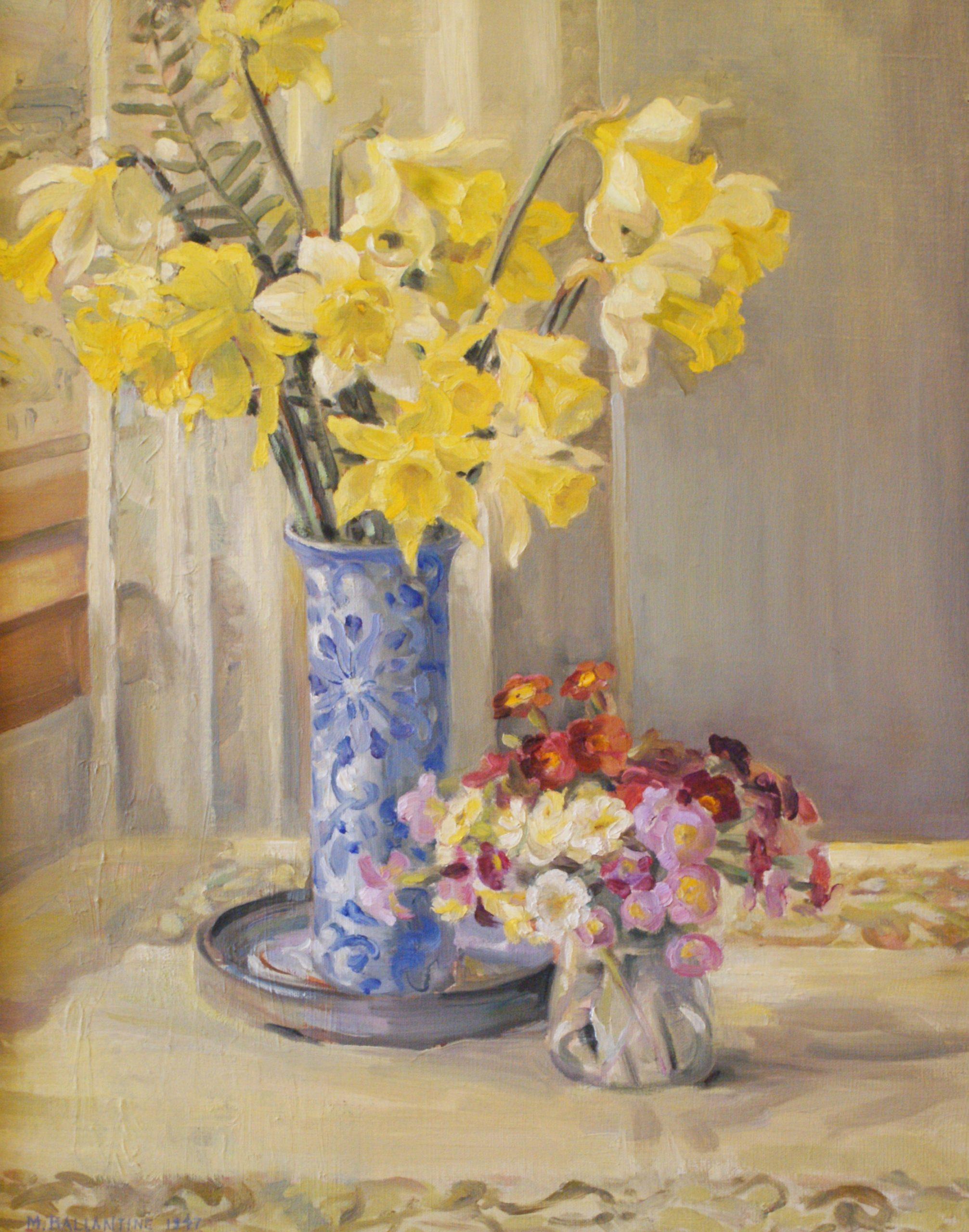 Mary Ballantine - daffodils