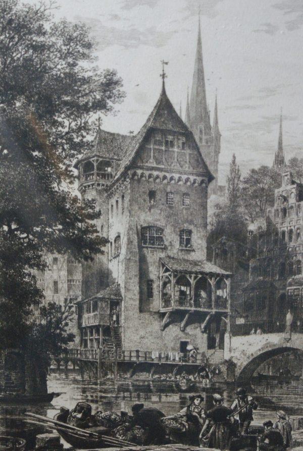 Axel Herman Haig- German Mill