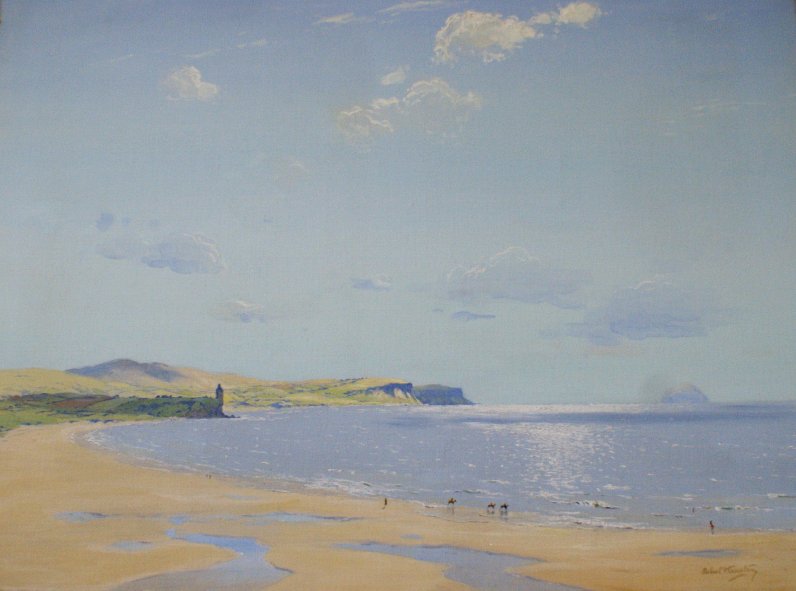 Robert Huston - Ayr Beach