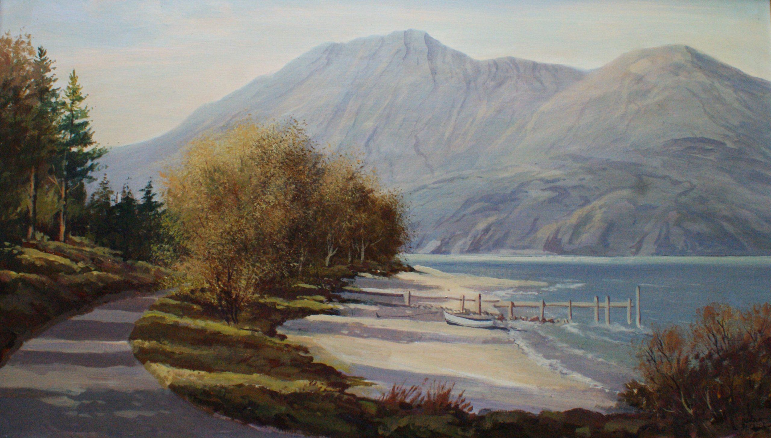 Donald Sheerer - Loch Maree