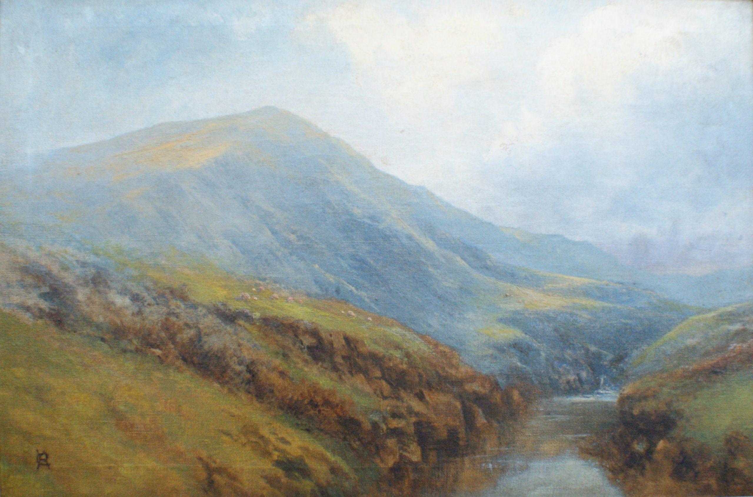 Robert C Young - Highland Glen
