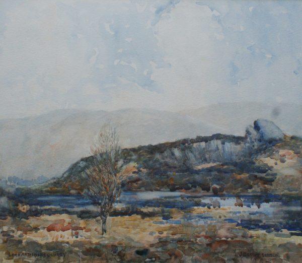 James Brown Gibson - Lochardine Quarry
