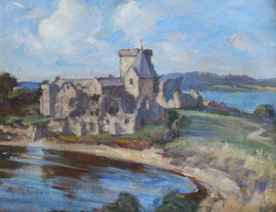 Agnes Cowieson - Iona Abbey