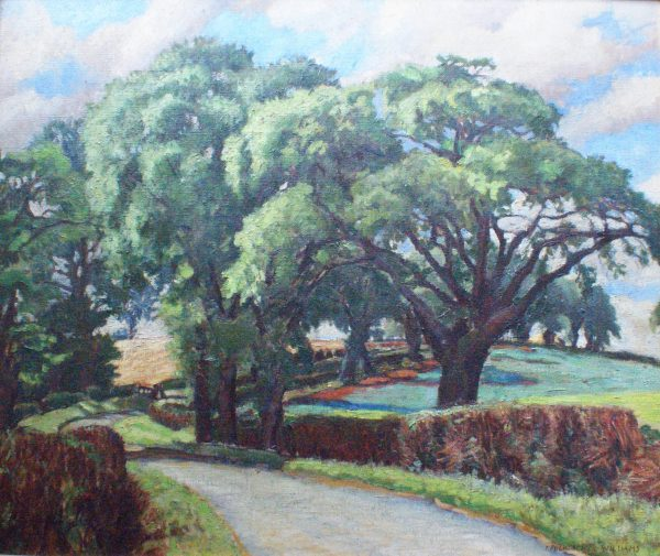 I Williams - country lane