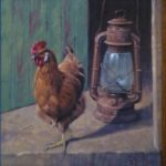 Peter Munro Rhode Island red