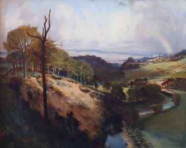 Thomas Bromley Blacklock- River Almond