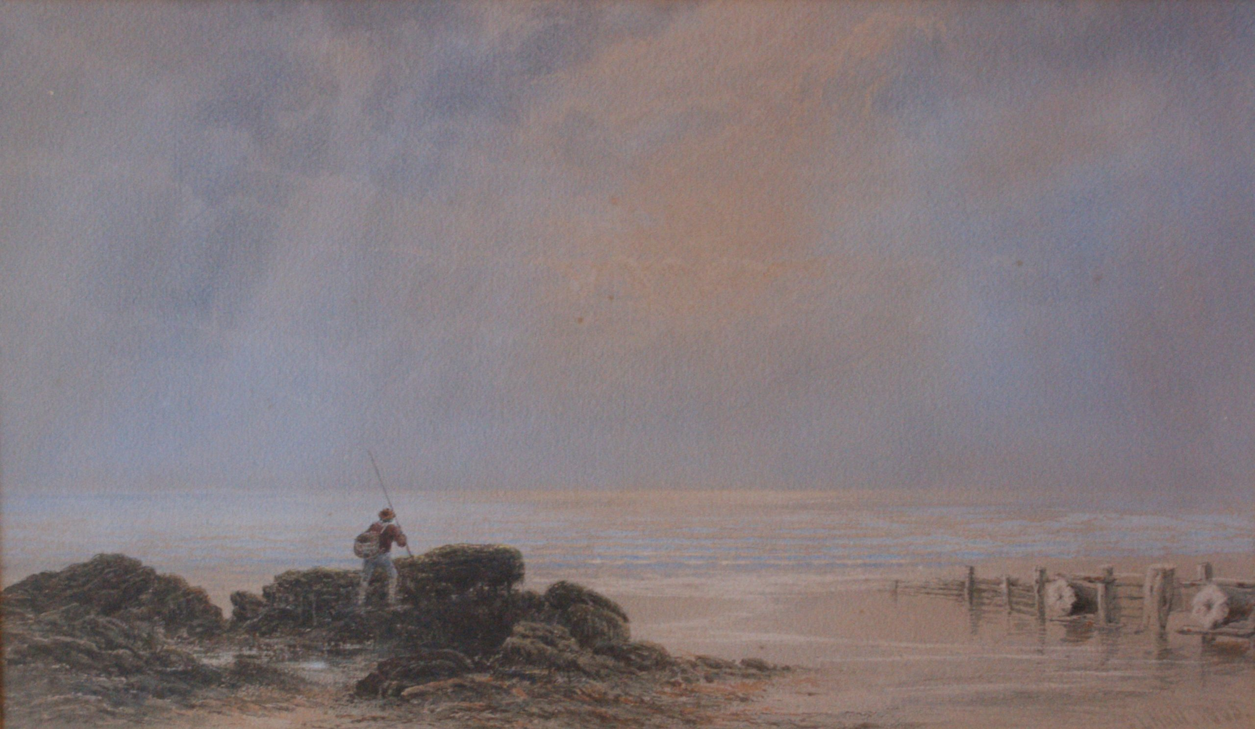George Lothian Hall - fisherman