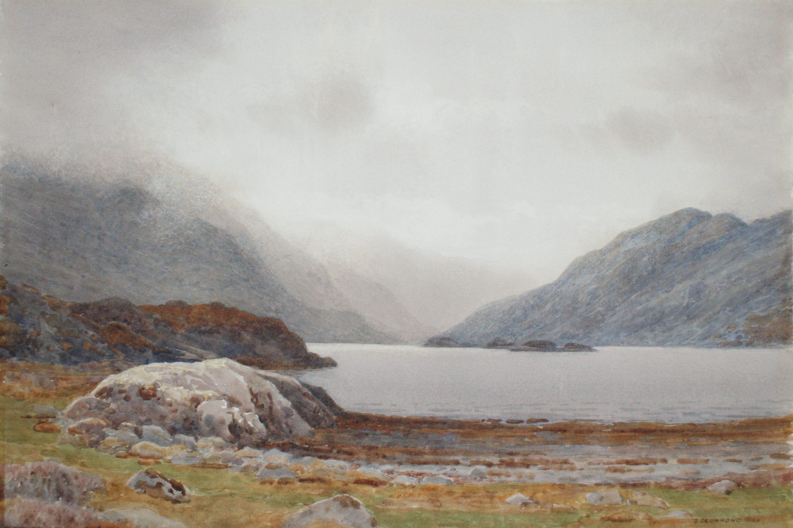 drummond fish - Loch Ailort