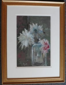 Anne Redpath framed
