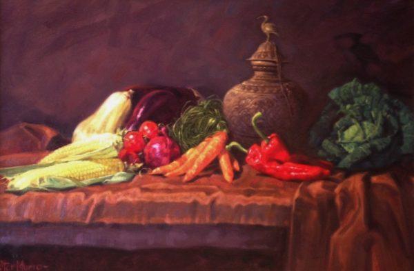 Peter Munro Winter Vegetables