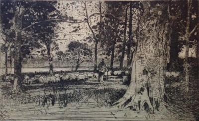 artist Harold Storey