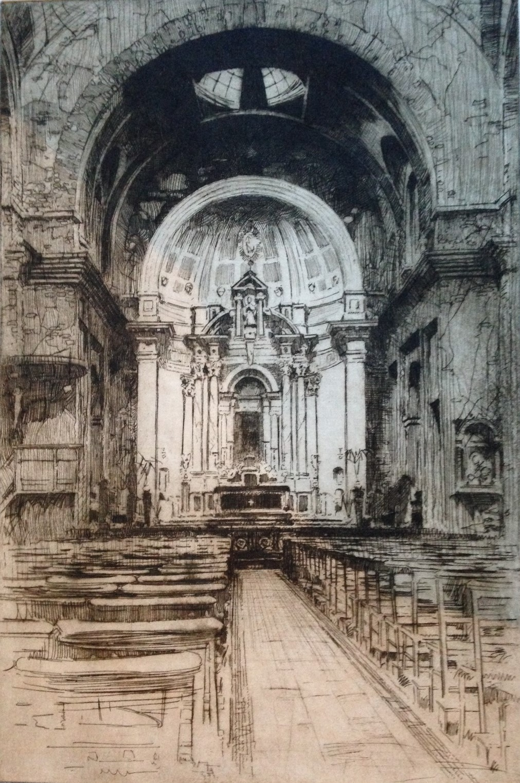 St aloysius - harold storey