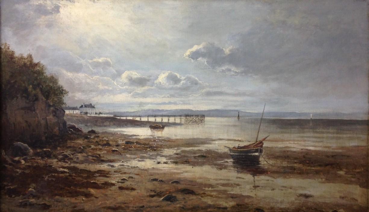 Aberdour Harbour- William H Donaldson