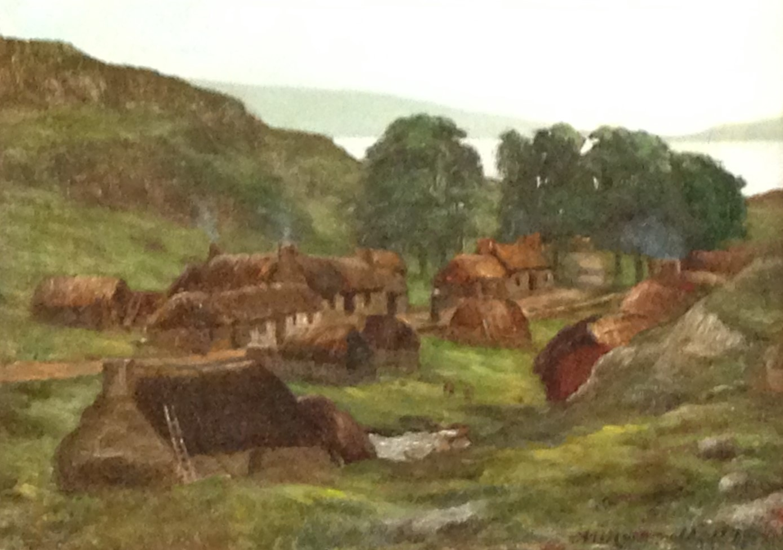 Duirinish Plocton by A M Macdonald