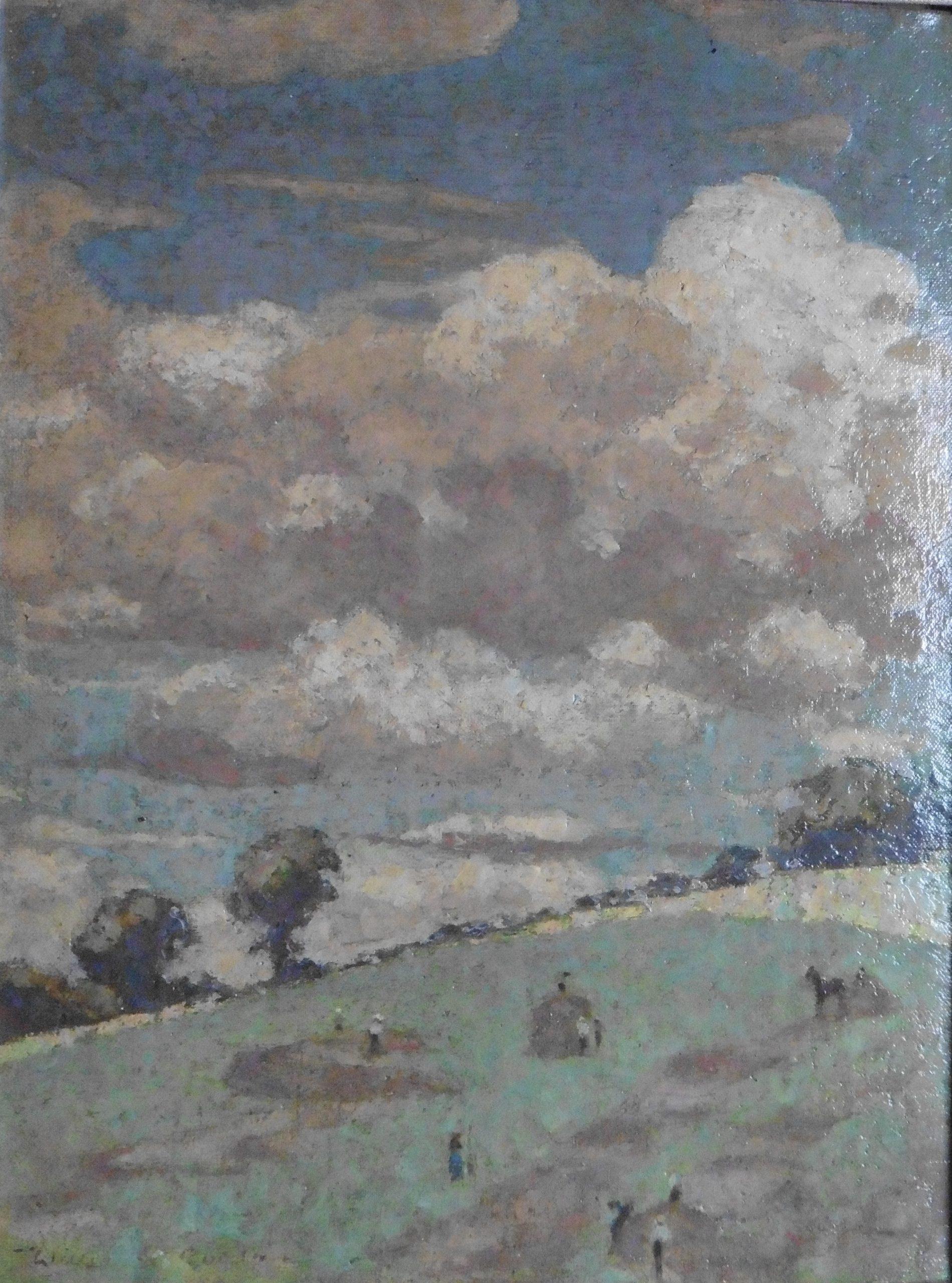 Haymaking William Robson