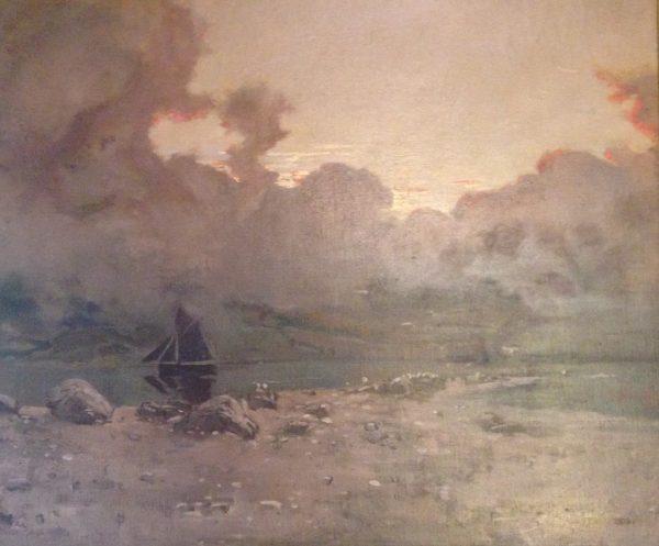 Alexander Frew Loch Linnhe