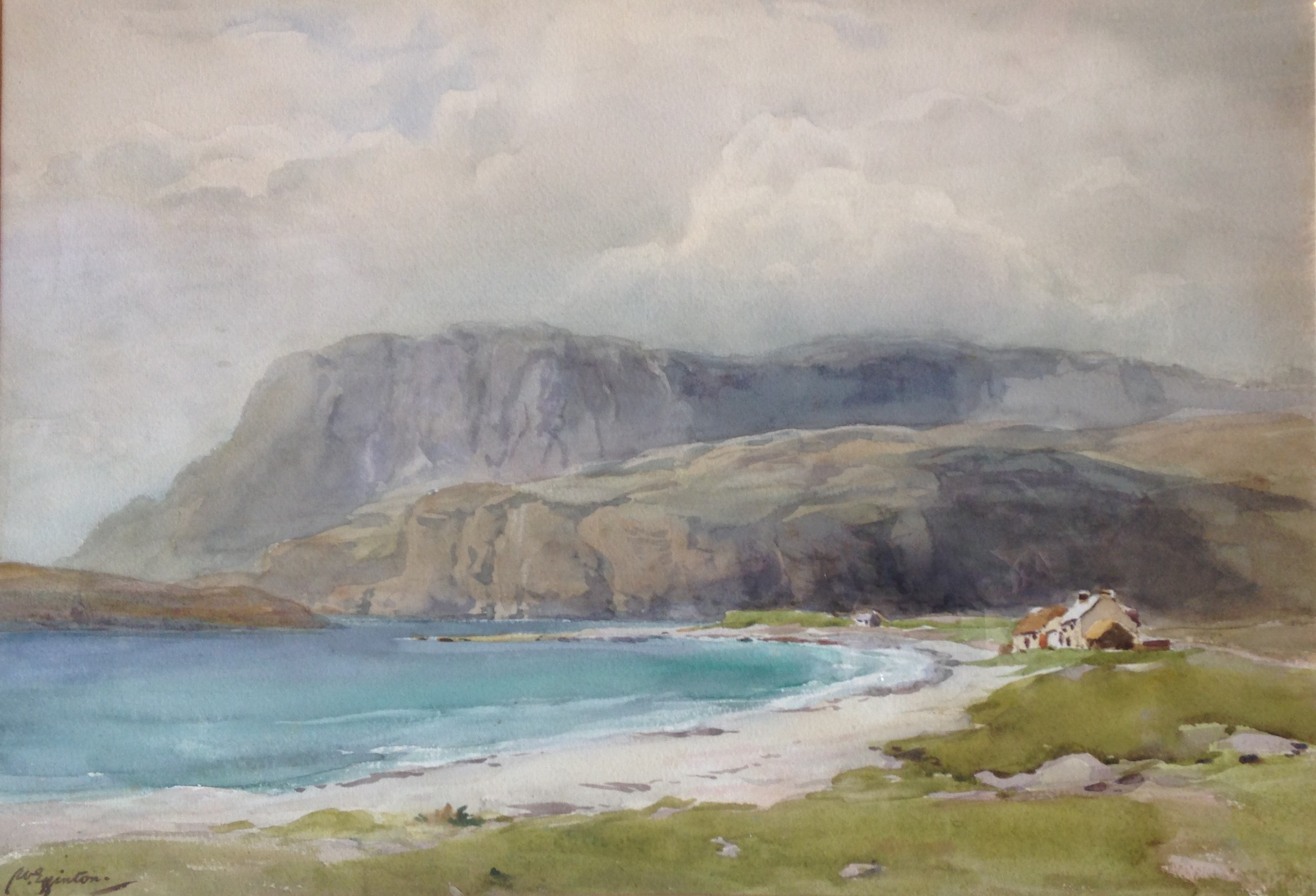 Ardmair Bay - Wycliffe Egginton