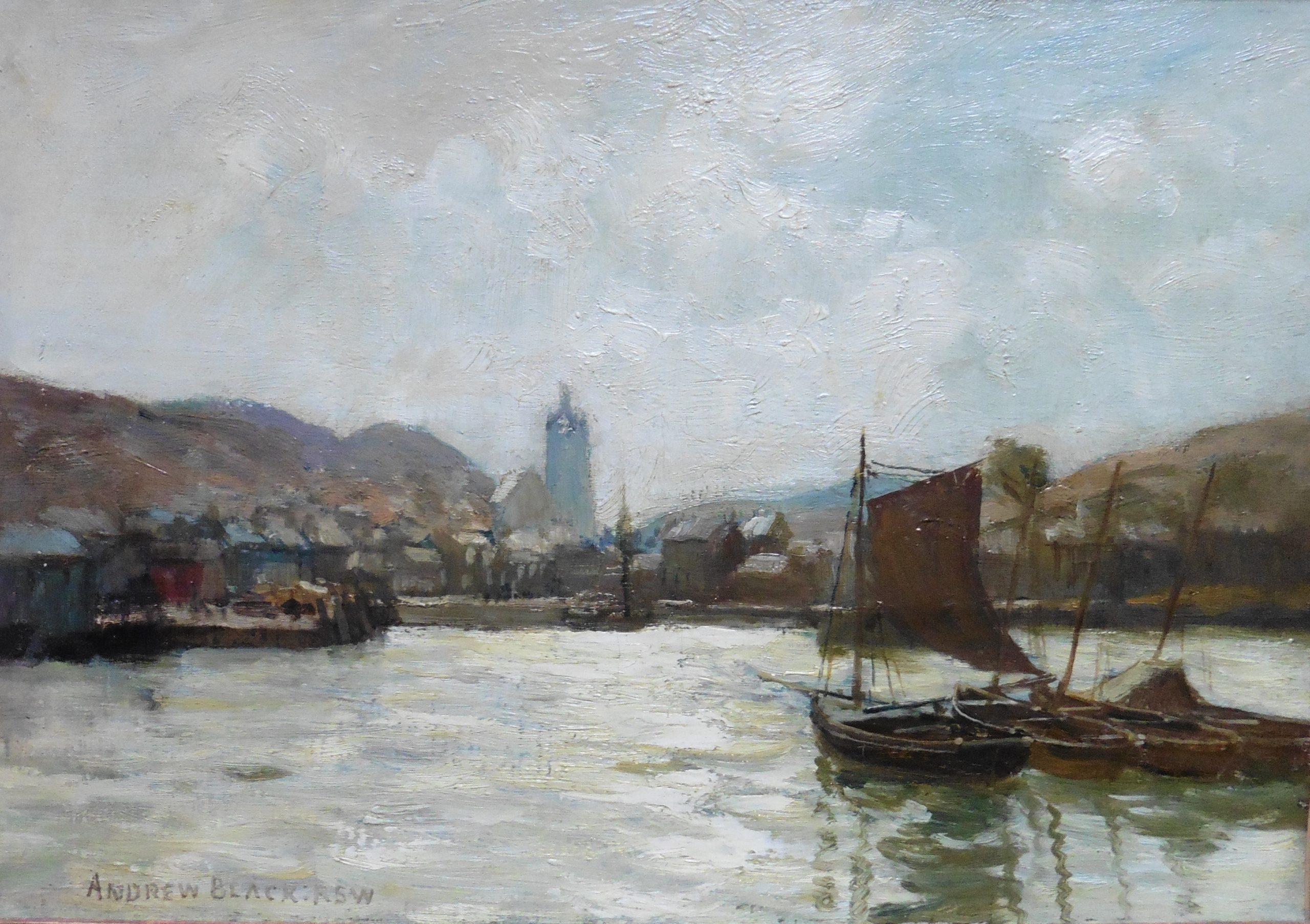 Andrew Black Tarbert Harbour