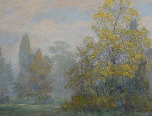 Kew gardens -Herbert Arnould Olivier