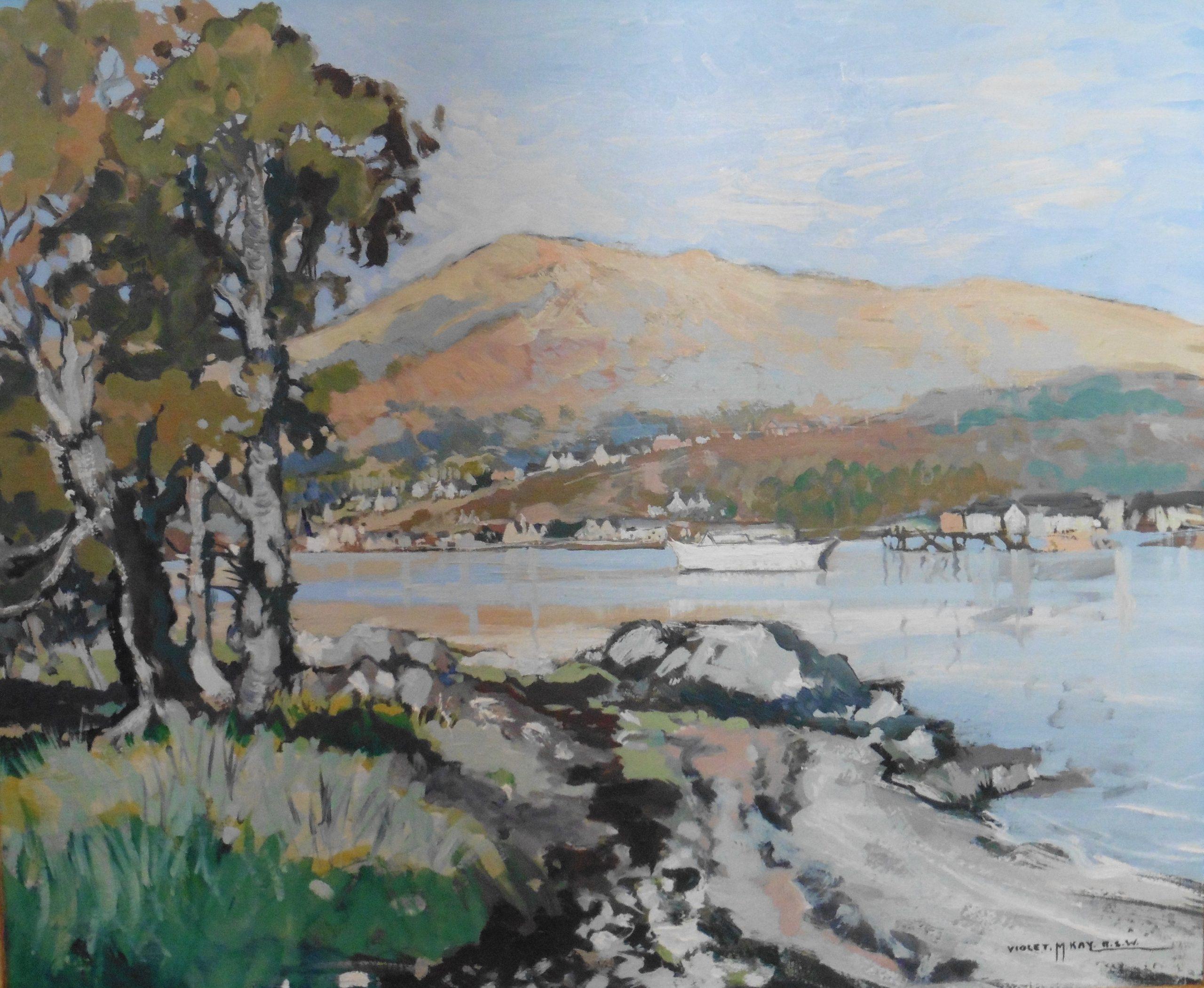 violet-kay-Gareloch Head