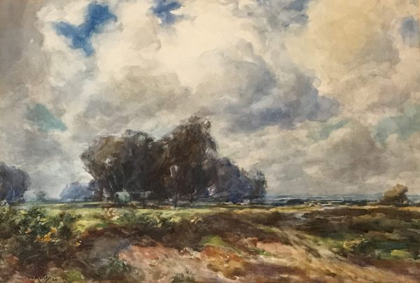 Thomas William Morley  On Hayes Common Kent