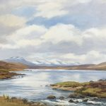 Near Achiltibuie by Robert Egginton