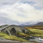 Garve Bridge Upper Spey robert eggington