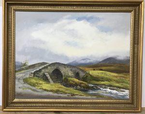 Garve Bridge Upper Spey robert eggington