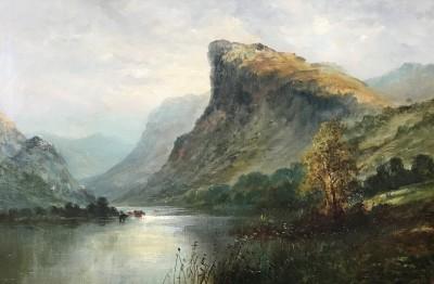 Alfred Fontville de Breanski aberfeldy