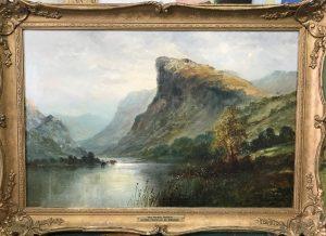 Aberfeldy - Alfred Fontville de Breanski