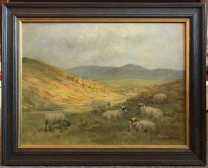 John Murray Thomson 1885-1974 - R.S.A , R.S.W , P.S.S.A