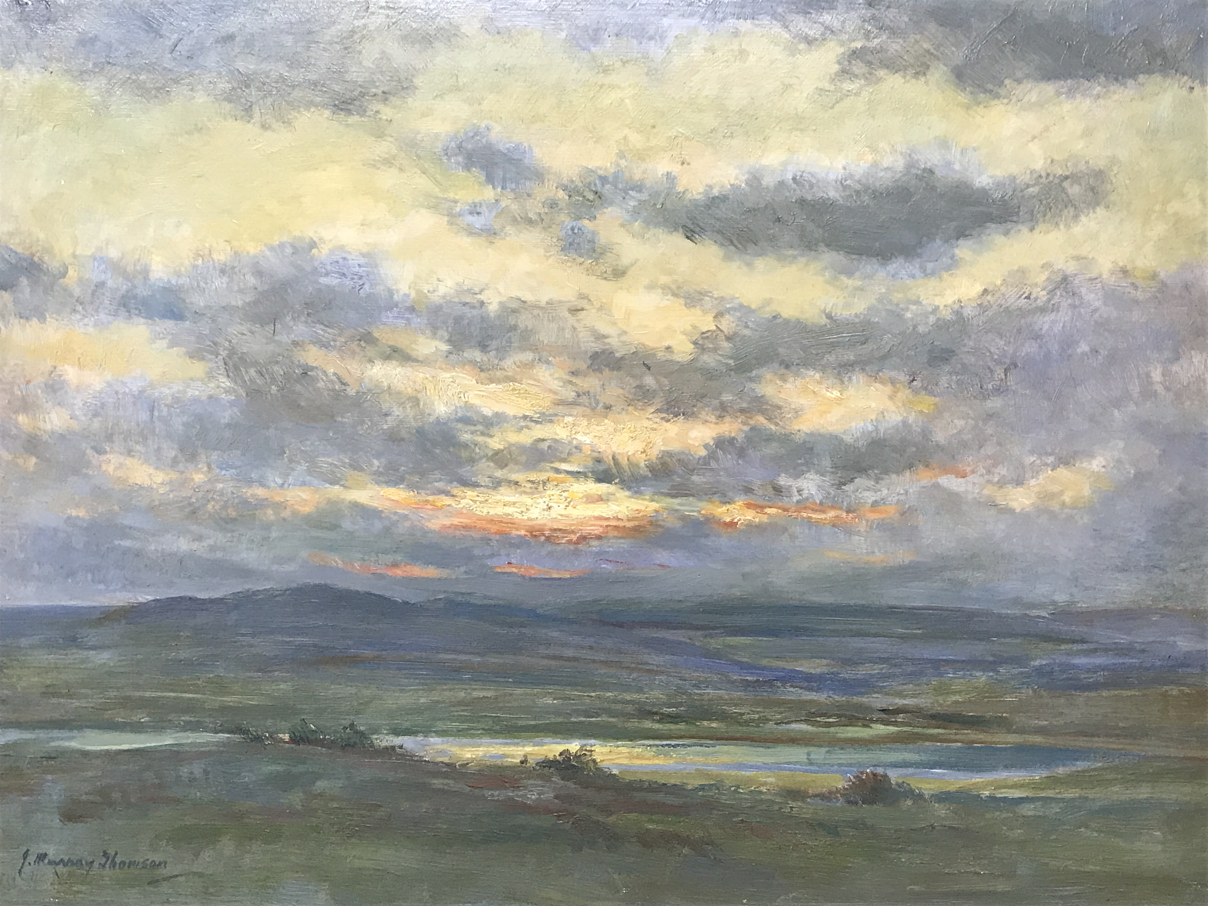 John Murray Thomson 1885-1974